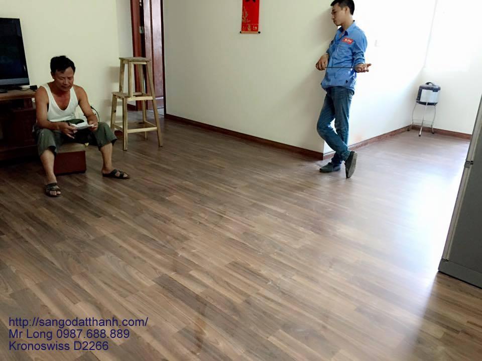 sàn gỗ thụy sĩ D2266