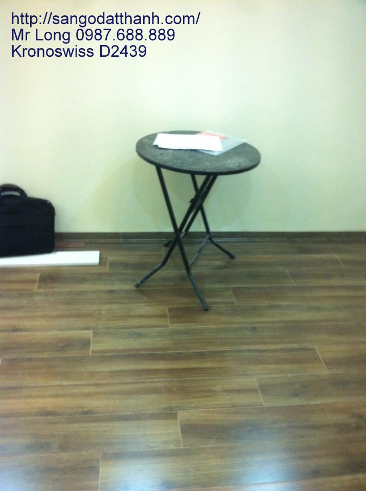 sàn gỗ thụy sĩ Kronoswiss D2439