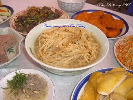 canh mang muc dac san bat trang