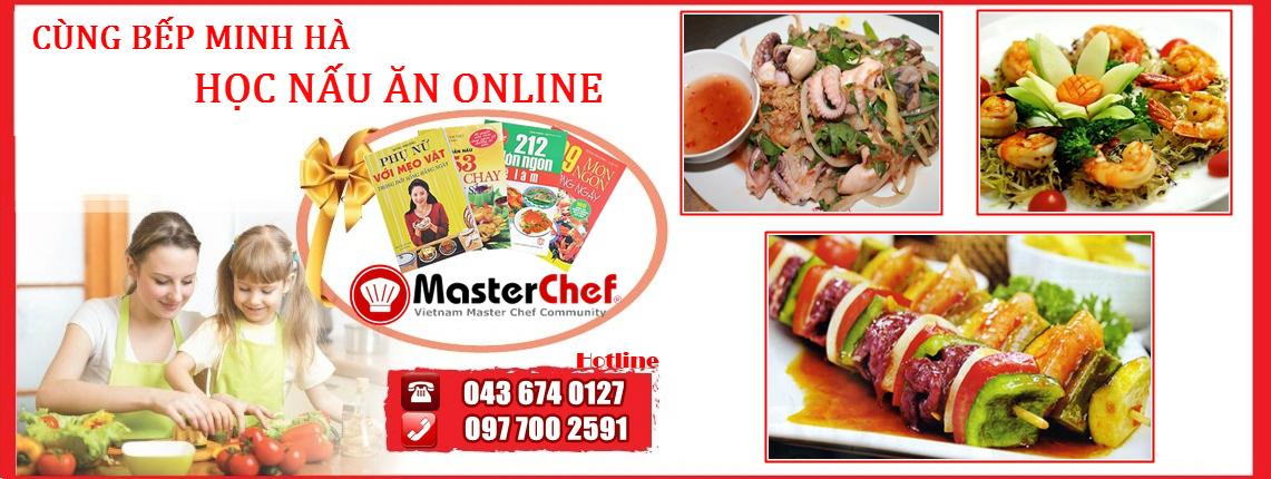 Học Nấu Ăn Online