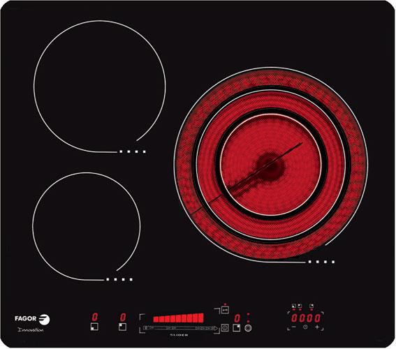 Bếp hồng ngoại Vitroceramic Fagor VF-SLIDE63-S