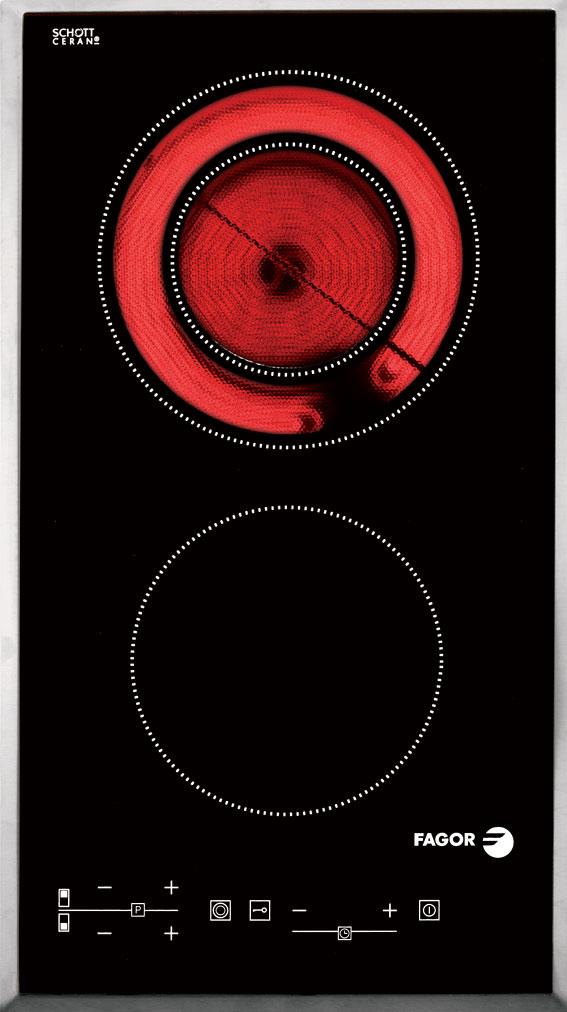 Bếp hồng ngoại Domino Fagor 3MFT- 2AX