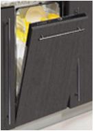 Máy rửa bát âm tủ Fagor 1LF-453IT
