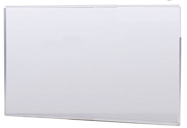 bảng mica trắng