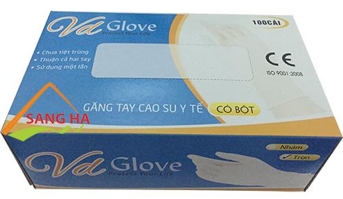 Găng tay y tế Vd-Glove giá rẻ nhất tại TPHCM 1