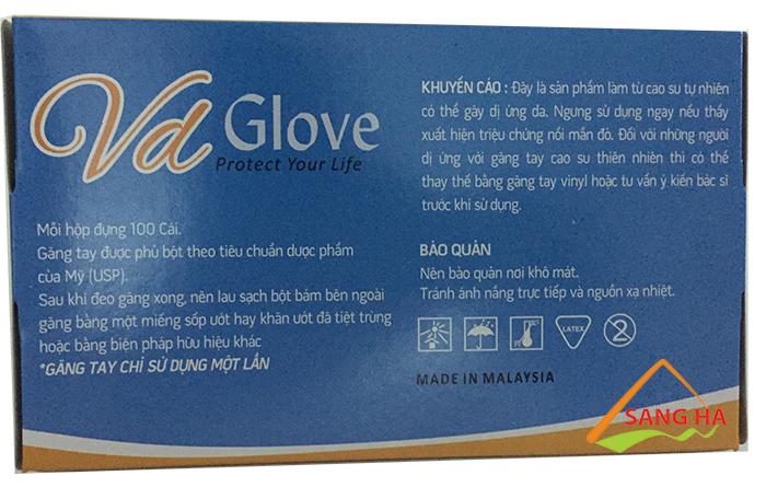 Găng tay y tế Vd-Glove giá rẻ nhất tại TPHCM 4