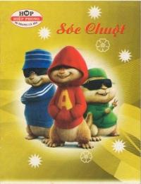 Tập Hiệp Phong 96 Trang hình Sóc Chuột