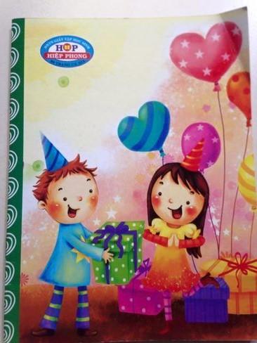 Tập Hiệp Phong 96 Trang hình Tuổi Thơ