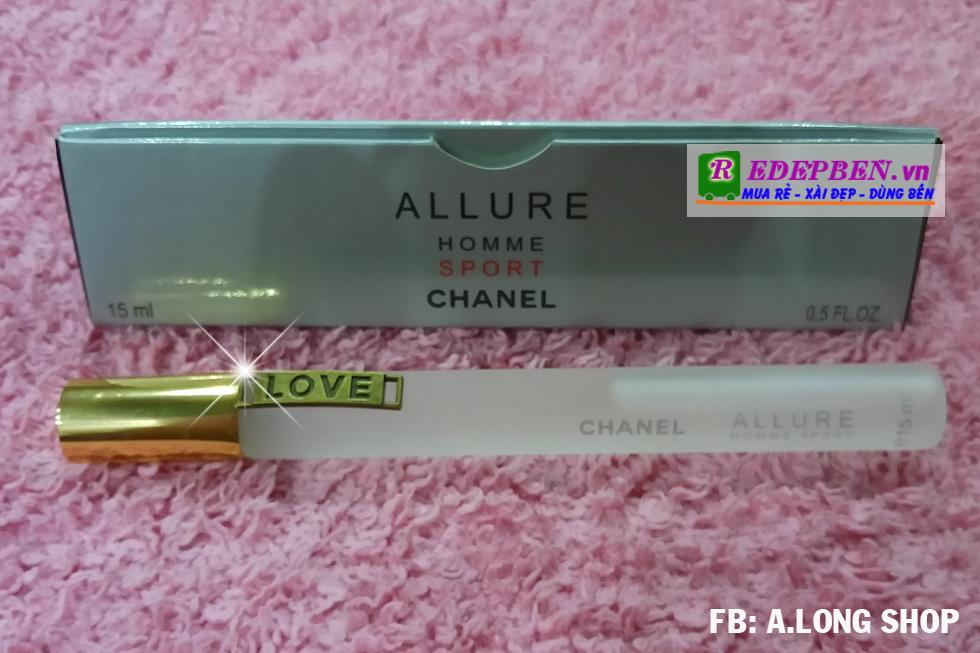chanel allure 15ml
