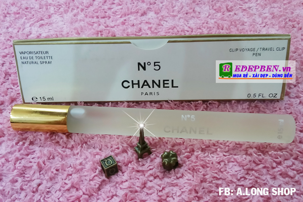 chanel no.5 15ml