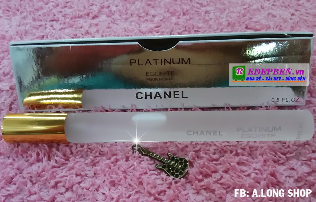 chanel platinum 15ml