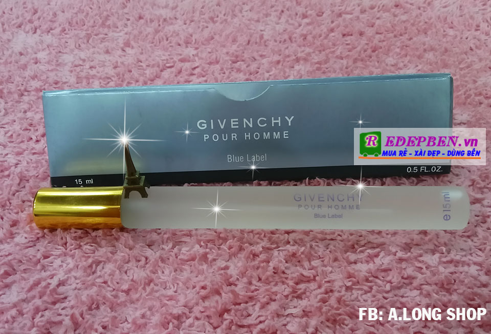 givenchy blue 15ml