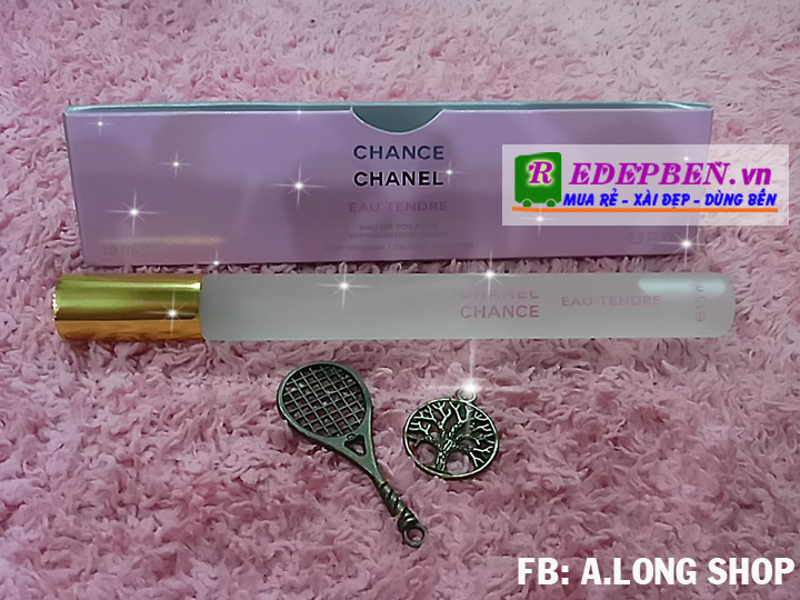 chanel chance hồng 15ml