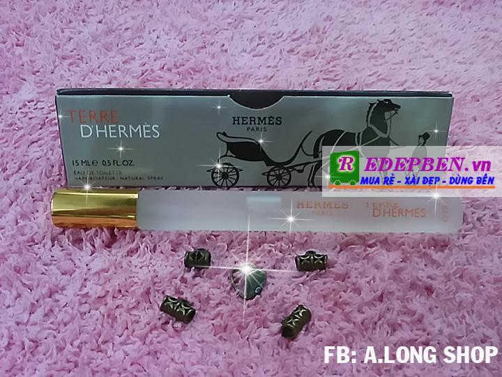 nước hoa nga Hermes Terre D'Hermes 15ml