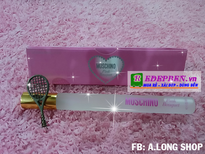 nước hoa nga moschino pink bouquet 15ml