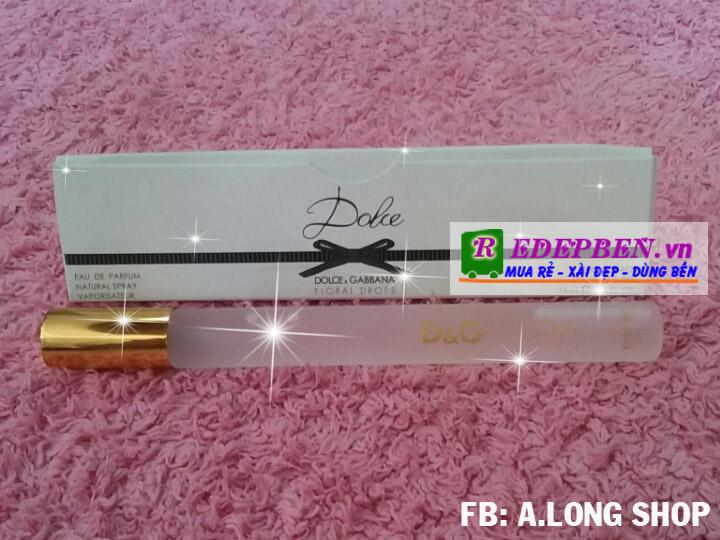 Nước hoa nga D&G Dolce Floral Drops 15ml