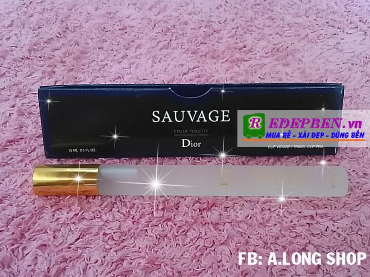 Nước hoa nga Dior Sauvage 15ml