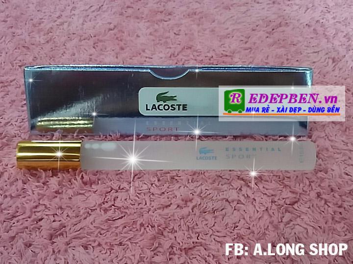 Nước hoa nga Lacoste Essential Sport 15ml