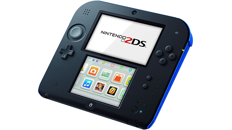 Nintendo 2ds second hand (2nd) (hack CFW)