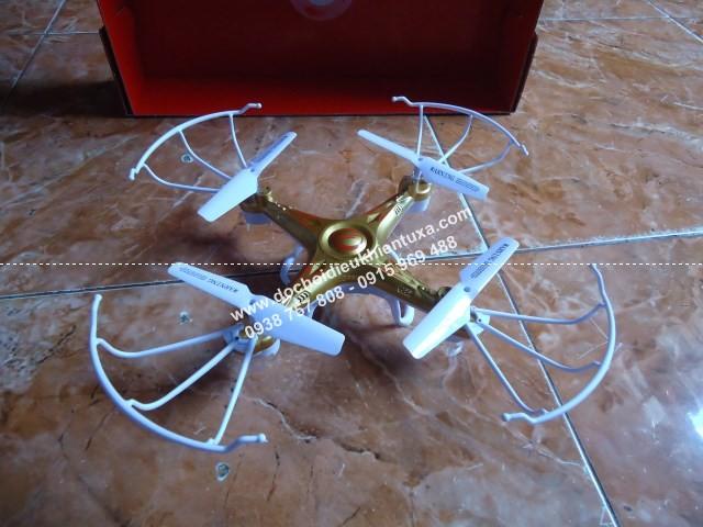 máy bay điều khiển từ xa quadcopter ptp28 bay siêu đằm