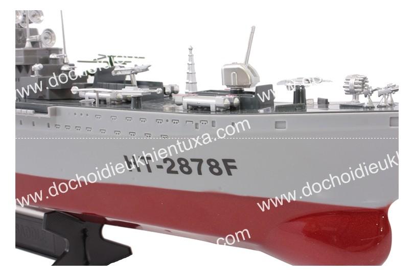 tàu sân bay mỹ điều khiển từ xa mô hình 2878a giá siêu rẻ