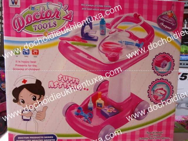 đồ chơi bác sĩ ptp880