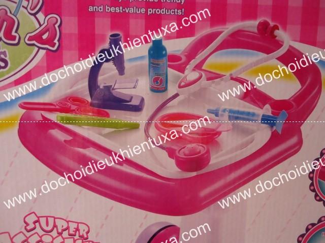 đồ chơi xếp hình bác sĩ giá rẻ cho bé