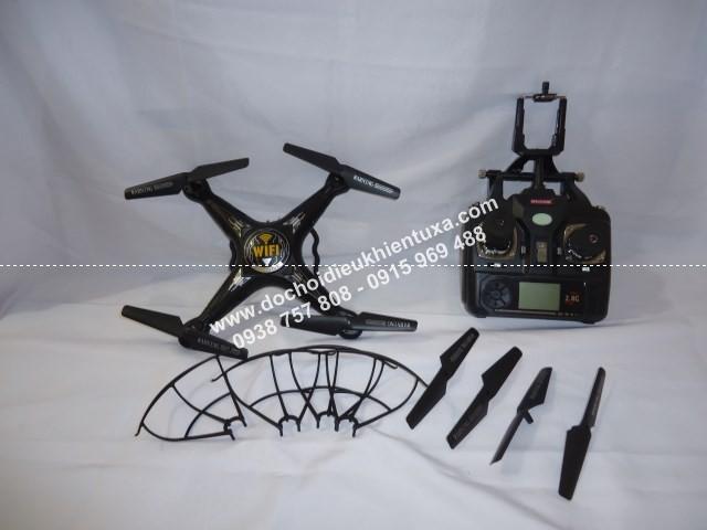 đãi bay điều khiển camera k300c
