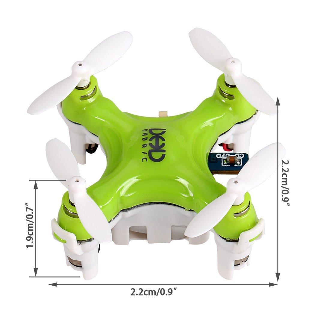 quadcopter mini điều khiển từ xa