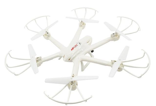 quadcopter điều khiển từ xa 6 cánh 6 axis giá rẻ