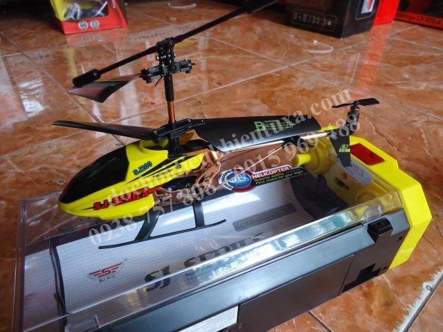 may bay dieu khien tu xa pin sạc trực thăng điều khiển