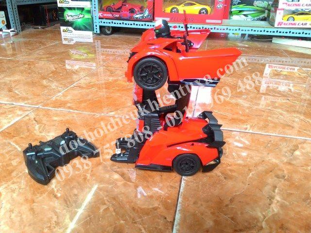 siêu xe mô hình đồ chơi điều khiển từ xa