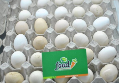 Trứng gà so