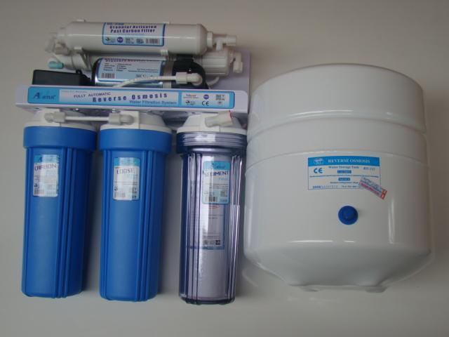 Cẩn trọng khi mua máy lọc nước gia đình