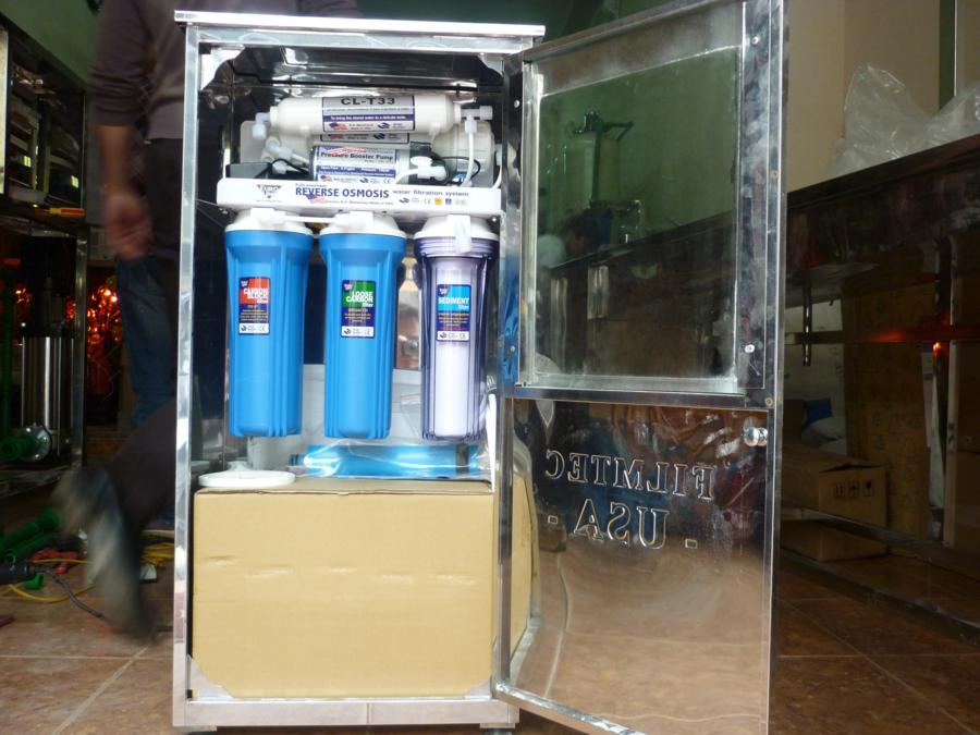 Chuyên phân phối máy lọc nước chính hãng, giá rẻ, giao hàng toàn quốc