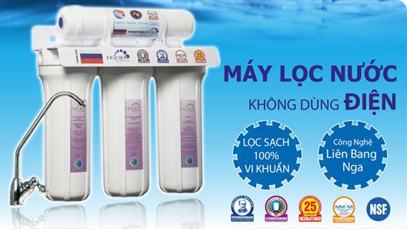 Máy lọc nước RO chất lượng giá rẻ