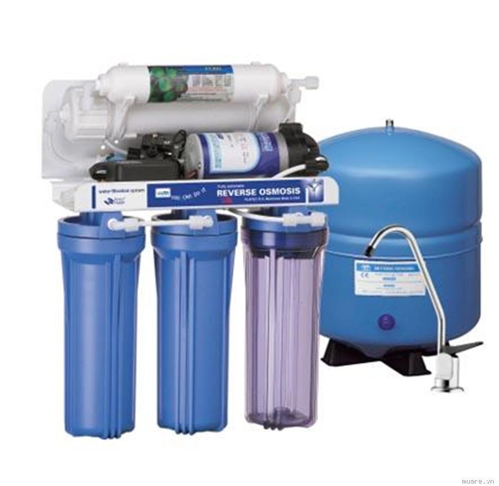 Xu hướng sử dụng máy lọc nước trong gia đình hiện nay