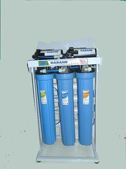 Máy lọc nước Hanaco loại bỏ hoàn toàn vi khuẩn và tạp chất