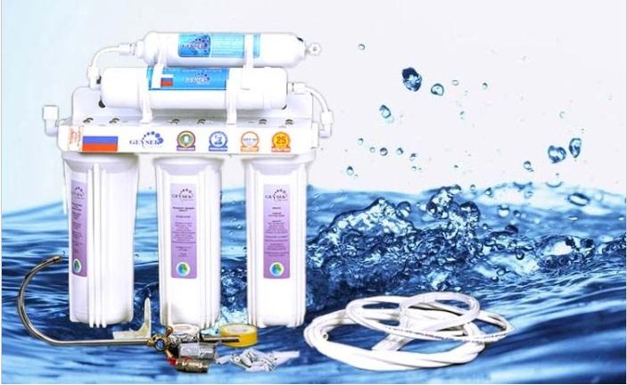 Máy lọc nước Nano chính hãng
