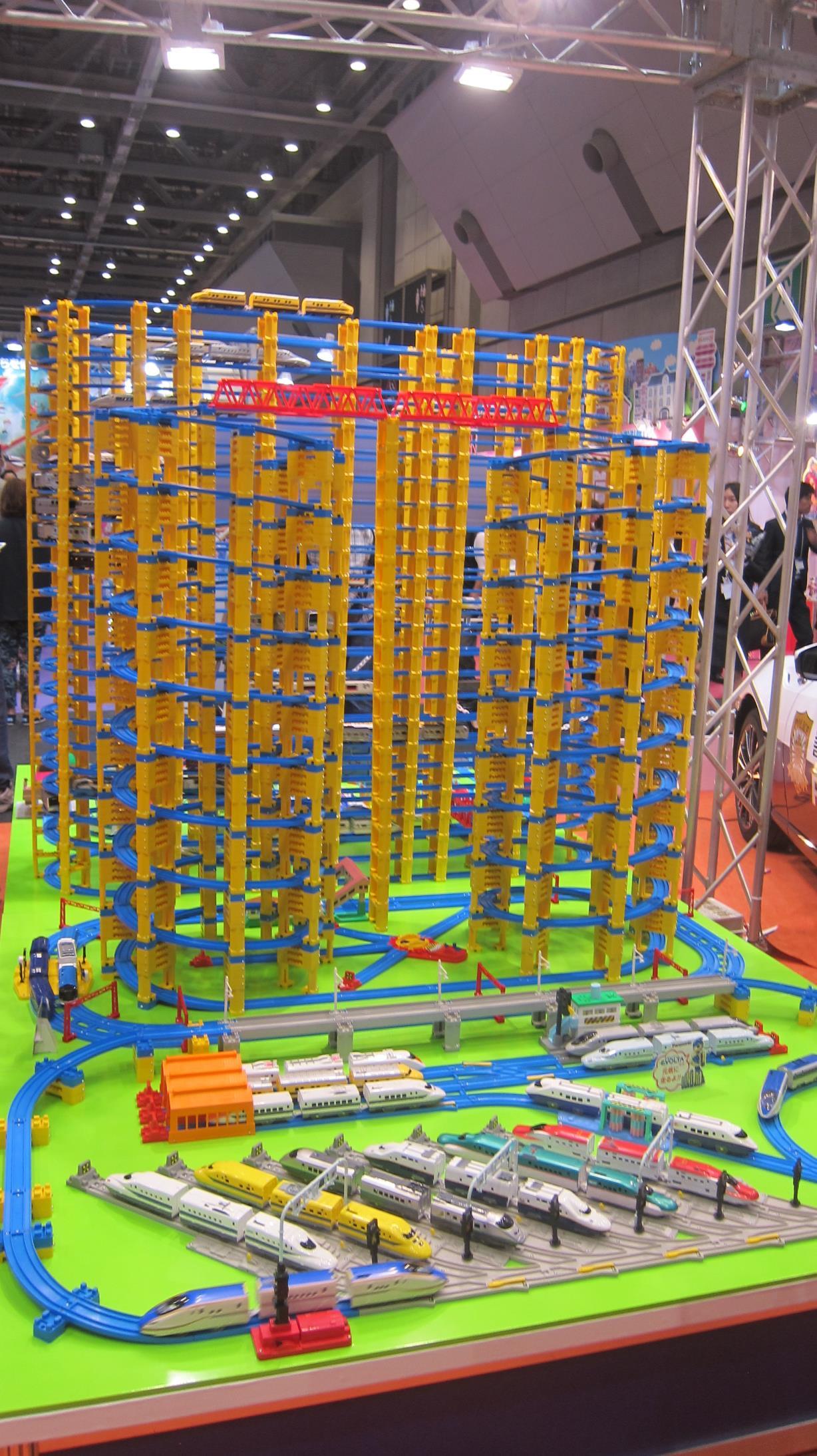 Kid's Kingdom, Hitomi, Đồ chơi Nhật Bản, Đồ chơi an toàn, Đồ chơi thông minh, Đồ chơi cho bé, Tokyo Toy Show, Takara Tomy, Bandai, Sự kiện