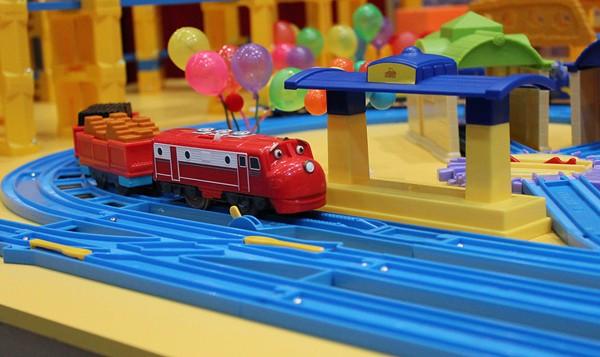 Kid's Kingdom, Hitomi, đồ chơi Chuggington, đồ chơi Nhật Bản, phim hoạt hình Nhật Bản, đồ chơi cho bé, đồ chơi thông  minh, đồ chơi an toàn