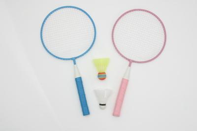 Bộ cầu lông – một món đồ chơi vận động mà trẻ yêu thích