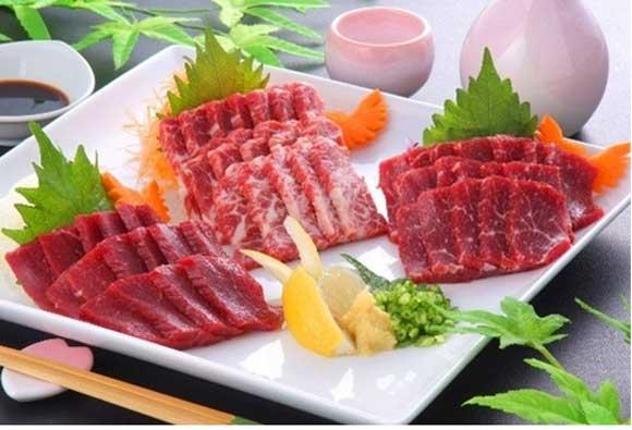 Hitomi.vn - Thịt ngựa (Anh đào)