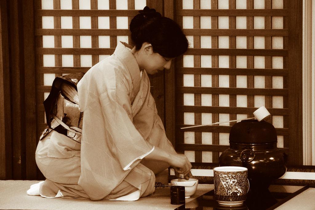 Hitomi.vn - Lịch sử của trà đạo