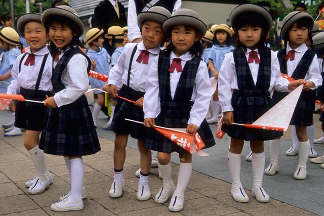 Kết quả hình ảnh cho học sinh ở Nhật tìm hiểu văn hoac
