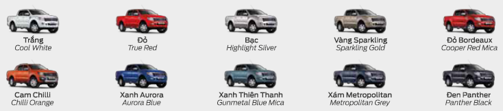 cac-mau-xe-ford-ranger