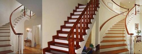 Thi công xây dựng, trang trí cầu thang