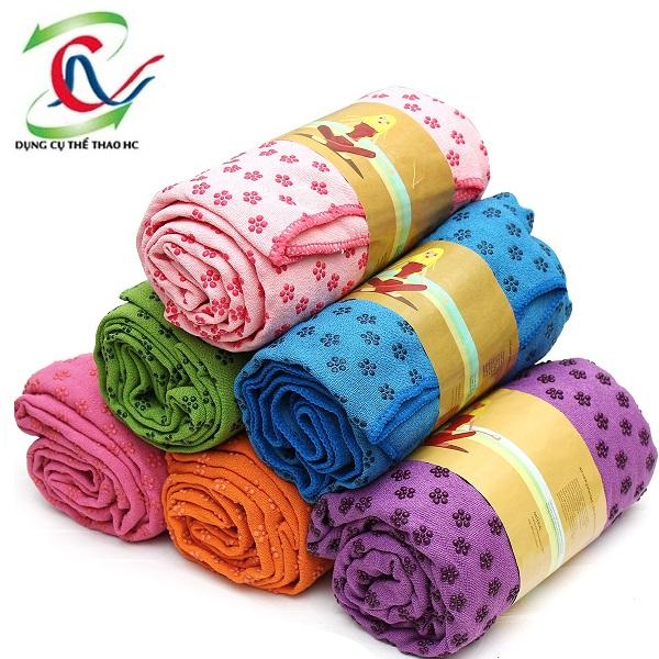 khăn trải thảm yoga