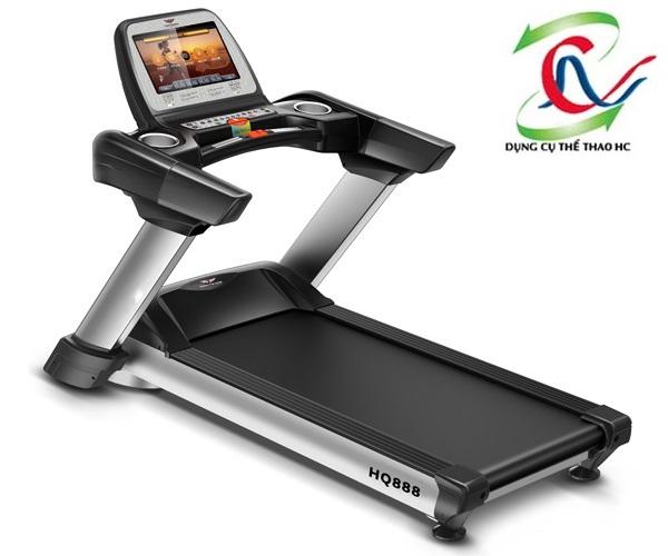 máy chạy bộ điện hq-888 phòng gym