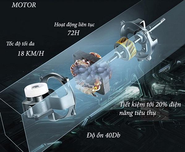 máy chạy bộ điện mofit mct-5517a